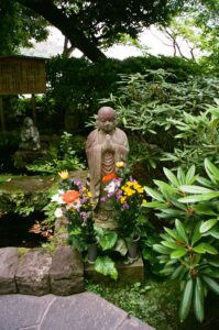 Buddha Garten